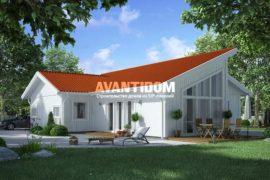 Канадская технология возведения каркасно-панельных домов внедрена в Татарстане