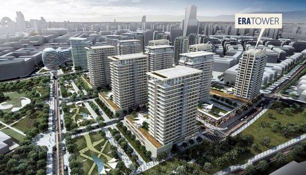 Бакинские популярные жилые комплексы