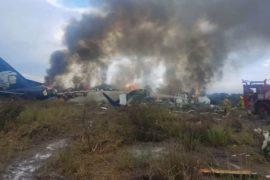 В Мексике разбился пассажирский самолёт, все выжили