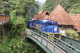 Под Мачу-Пикчу столкнулись поезда, среди пострадавших — иностранные туристы