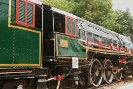 В Индии пустят винтажный паровоз, простоявший без дела 25 лет