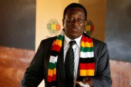 В Зимбабве объявили имя нового президента