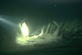 Античное торговое судно обнаружили в Крыму