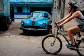 На Кубе возрождают популярность велосипедов