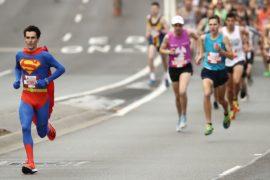 80 тысяч человек приняли участие в забеге в Сиднее