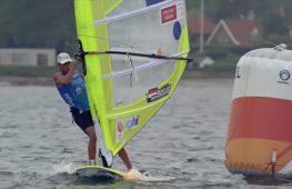 Чемпионат мира по парусному спорту прошёл в Дании
