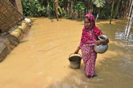 На юге Индии беспрецедентное наводнение, десятки жертв