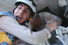 Десятки жертв в результате взрыва склада боеприпасов в Сирии