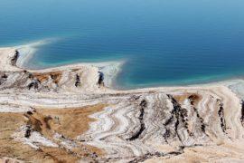Израиль попытается спасти Мёртвое море от «смерти»