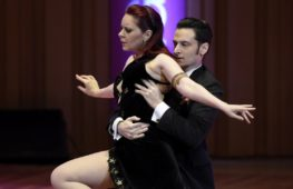 Чемпионат мира по танго стартовал в Буэнос-Айресе