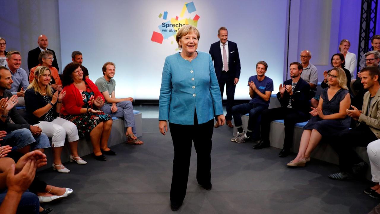 Канцлер Германии предложила интегрировать бюджет еврозоны с фондами ЕС