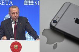 Турция объявила бойкот электронным товарам из США