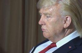 «Живой» Дональд Трамп появился в Музее мадам Тюссо в Берлине