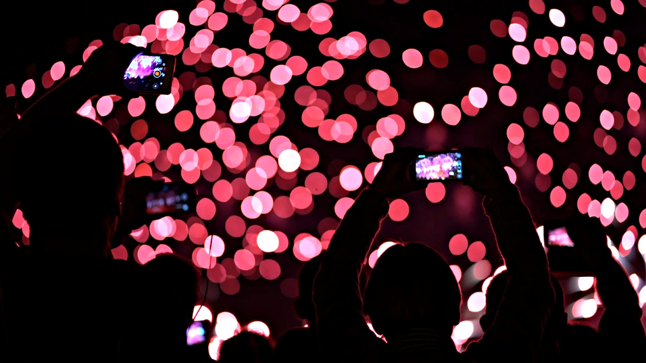 Международный фестиваль фейерверков озарил небо Москвы