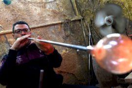 Последняя фабрика стеклодувов в Египте борется за выживание