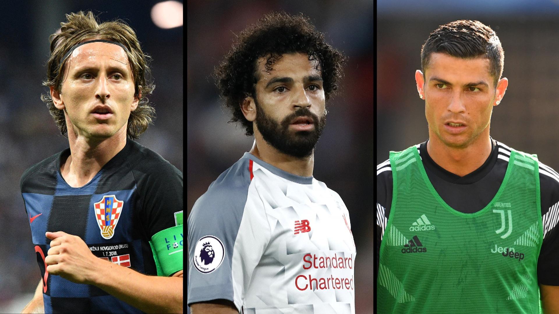 Кто станет лучшим игроком года по версии УЕФА?