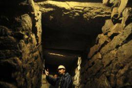 Древние подземные галереи и могилу нашли под руинами Чавин-де-Уантар