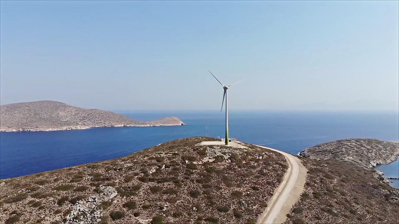 Греческий остров Тилос перейдёт только на «зелёную» энергию