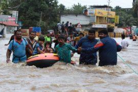 Спасательные операции в затопленной Керале подходят к концу