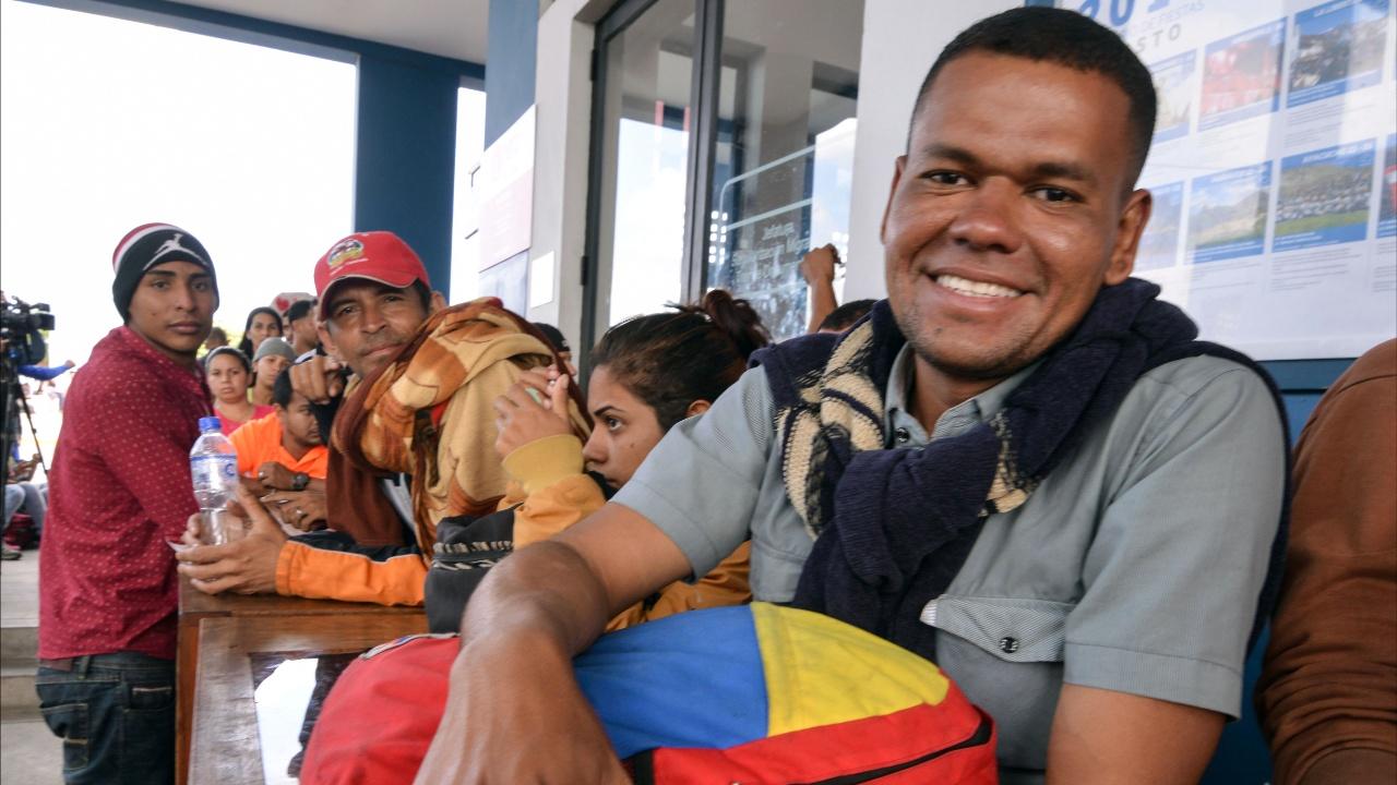 Эквадор откроет для венесуэльцев гуманитарный коридор