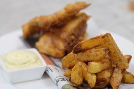 Почему китайским туристам полюбилось английское блюдо фиш-энд-чипс