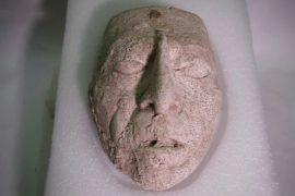 В Мексике нашли маску правителя майя Пакаля Великого в старости