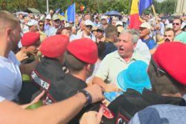В Молдове протестовали против отмены результатов выборов мэра