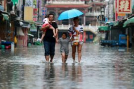 Смертоносное наводнение в Тайване: люди винят власти в бездействии