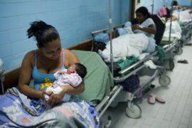 Беременные венесуэлки вынуждены рожать в Бразилии