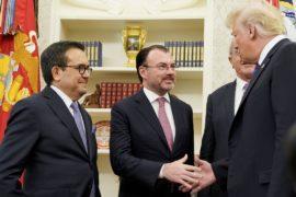 США и Мексика договорились о НАФТА и ждут Канаду