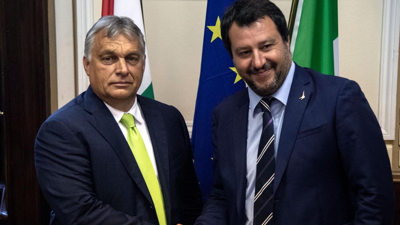 Венгрия и Италия договорились противодействовать миграции вместе