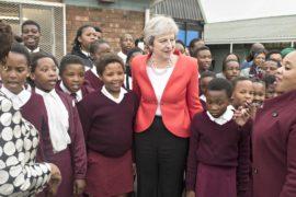 Великобритания увеличит инвестиции в Африку