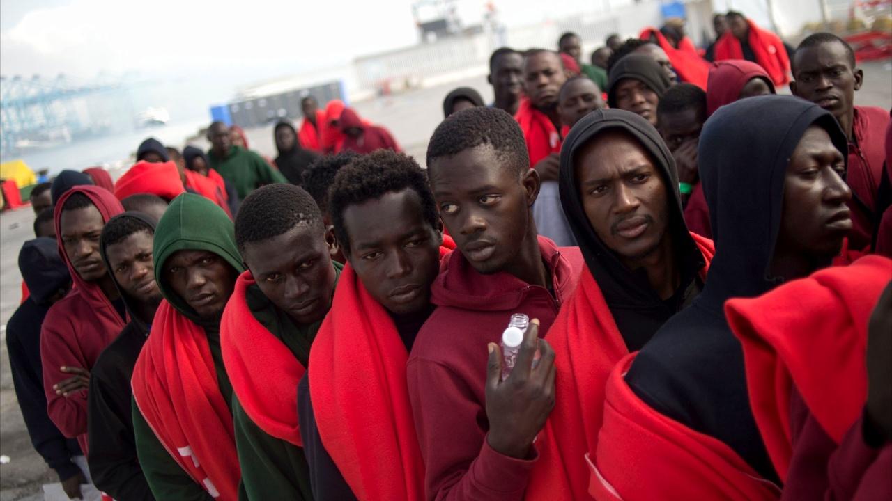 Италия: «Решать проблему беженцев должна только Европа»
