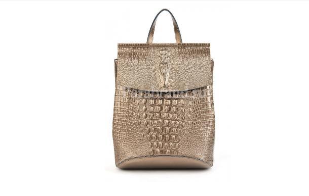 Кожаные рюкзаки – признак тонкого вкуса