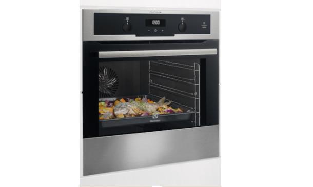 Духовые шкафы с паром Electrolux: готовьте, как профессиональный шеф-повар