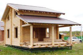 Жить в деревянных домах сейчас престижно