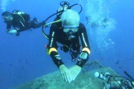 95-летний дайвер побил рекорд как старейший в мире аквалангист