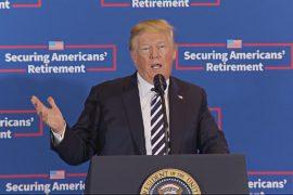 Дональд Трамп о НАФТА: «Они используют нашу страну для получения выгоды»