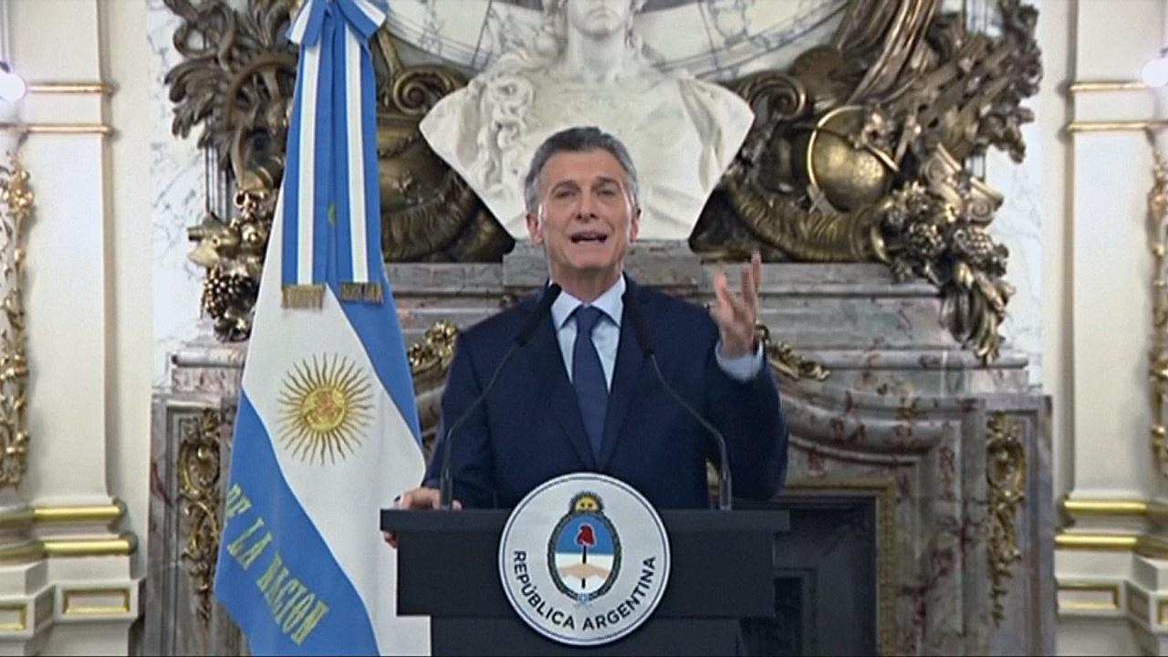 В Аргентине введут налог для экспортёров и уволят 9 министров
