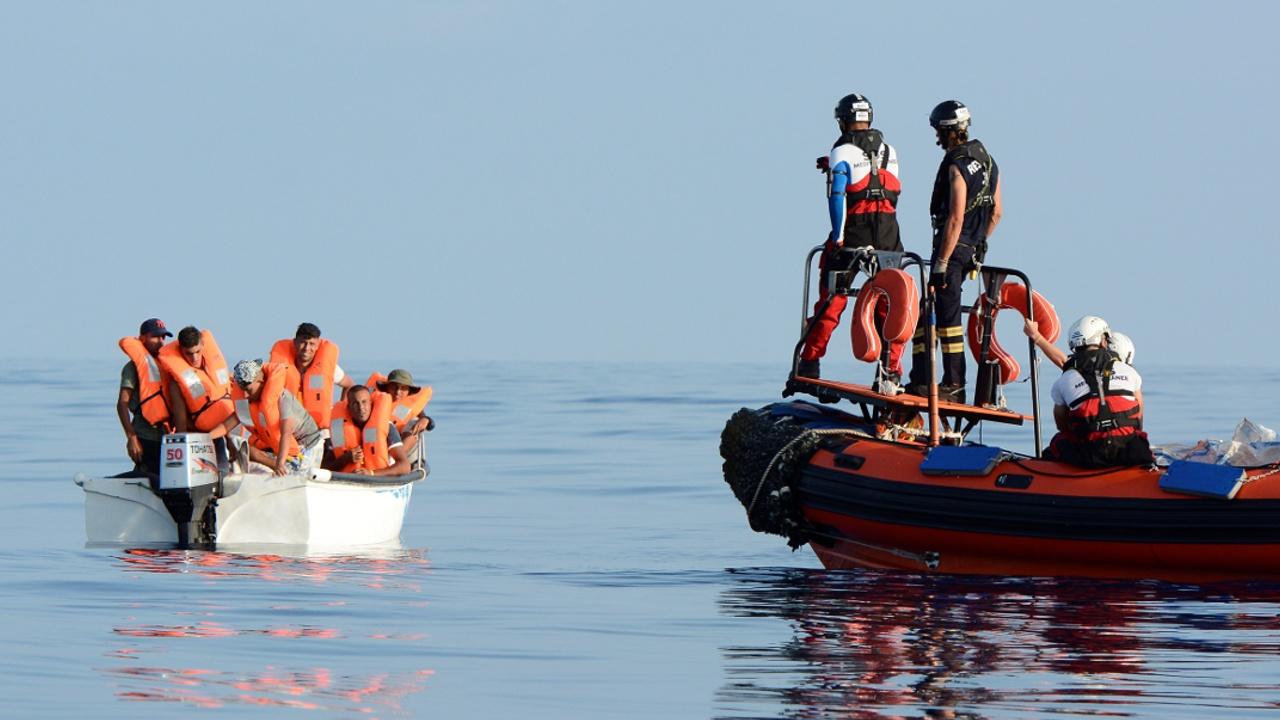 ООН: в 2018 году в Средиземном море гибнет каждый 18-й беженец