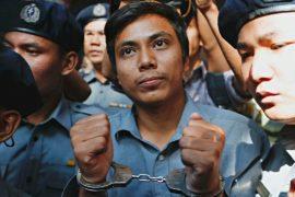 Журналистов Reuters в Мьянме приговорили к семи годам тюрьмы