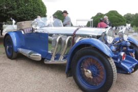 Редкие и самые дорогие: какие авто показали на выставке в Лондоне