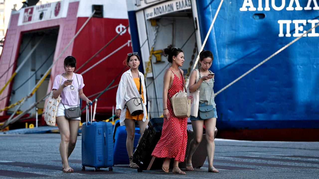 Забастовка моряков в Греции завершилась: владельцы судов повысят зарплату