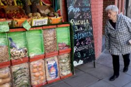 Аргентинцы в условиях кризиса: «Денег не хватает»