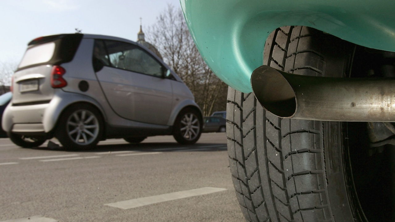 Во Франкфурте запретили дизельные автомобили старых моделей