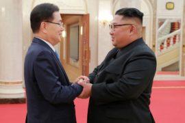 Северная и Южная Корея проведут саммит в конце сентября