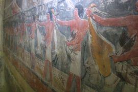 Египет открыл для туристов 4000-летнюю гробницу в некрополе Саккара