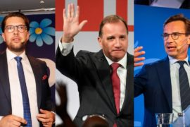 Швеции грозит «подвешенный» парламент