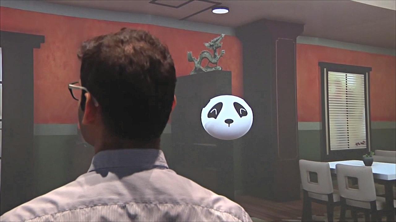 Виртуальная реальность помогает учить китайский