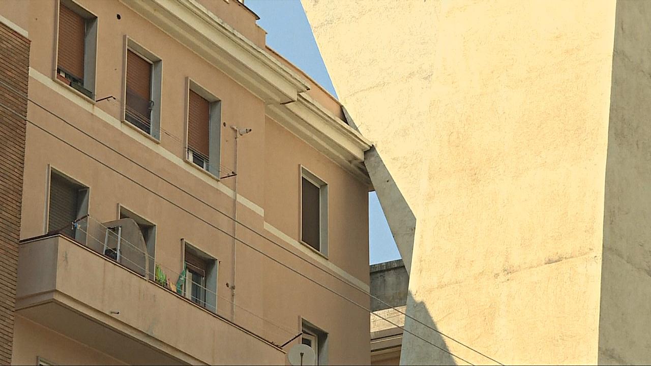 Жительница Генуи вспоминает о крушении виадука прямо у окон её дома